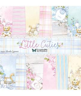 Zestaw papierów  Little Cuties