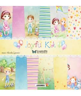 Zestaw papierów Joyful Kids
